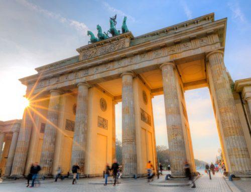 Sommer bald auch in Berlin?