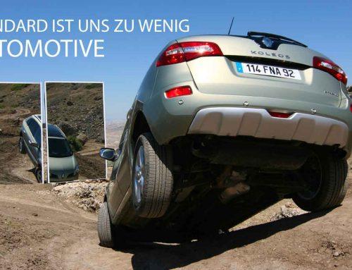 Für Automobilhandelsvertretungen und Autohäuser