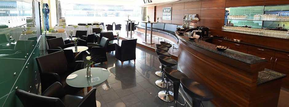 PLANORG innogy VIP-Lounge