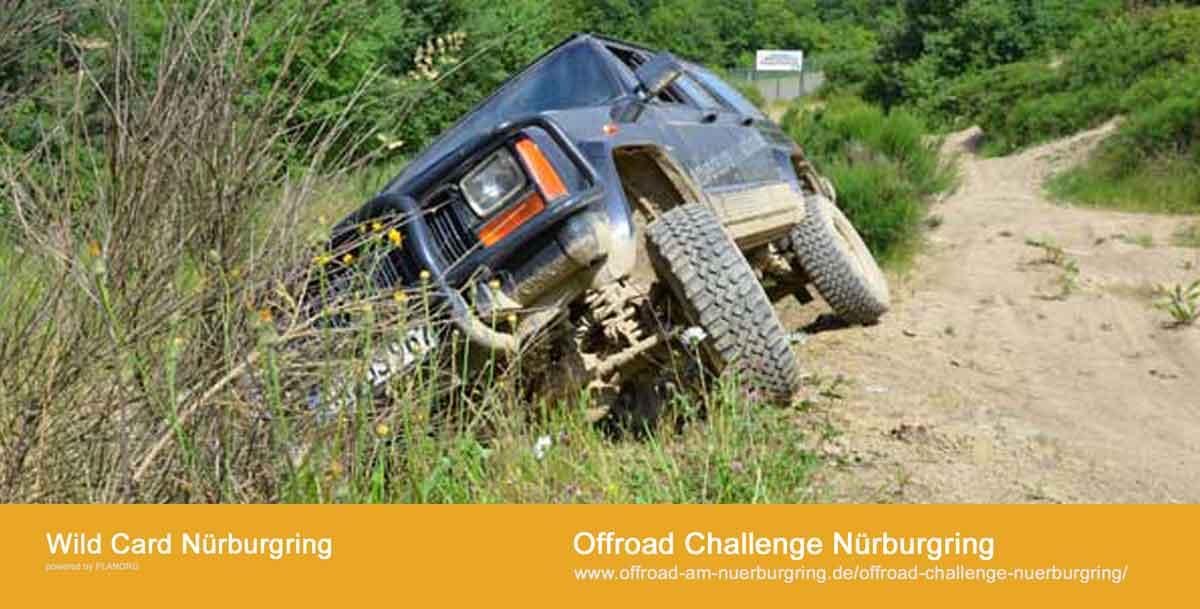 Wild Card Offroad Challenge Nürburgring
