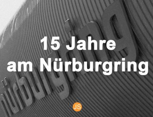 15 Jahre am Nürburgring