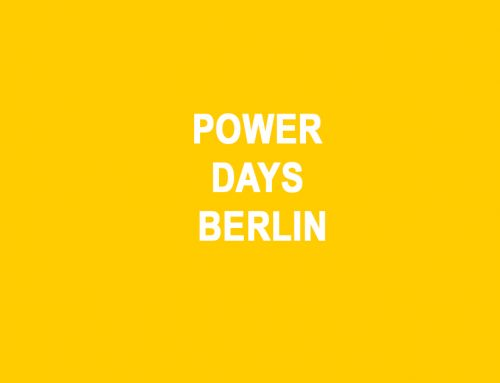 POWER DAYS BERLIN