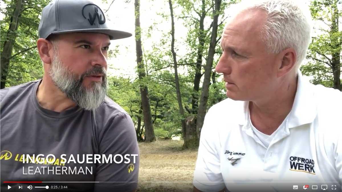 Jörg M. Sommer Story Leatherman