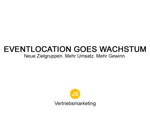 Eventlocation goes Wachstum