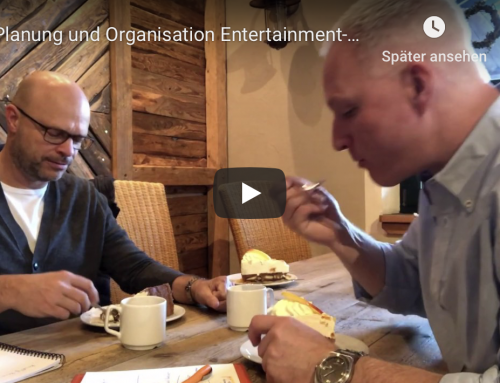 Organisation Entertainment-Programmen