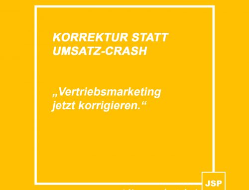 UMSATZ CRASH