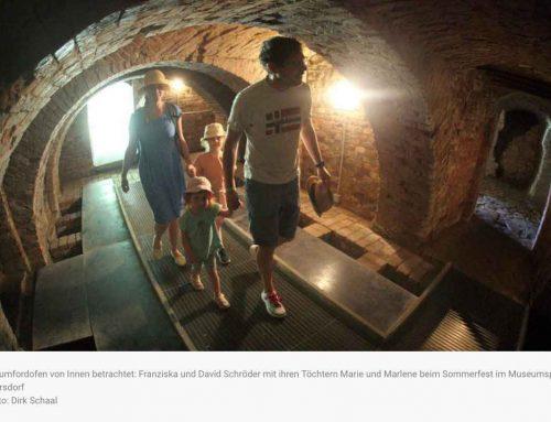 Sommerfest im Museumspark Rüdersdorf ist der Renner bei Familien aus der Region